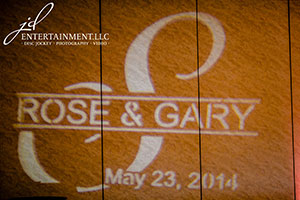 JD Entertainment - Accent Lighting - Rose and Gary